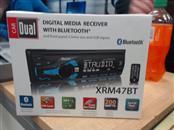DUAL ELECTRONICS Car Audio XRM47BT